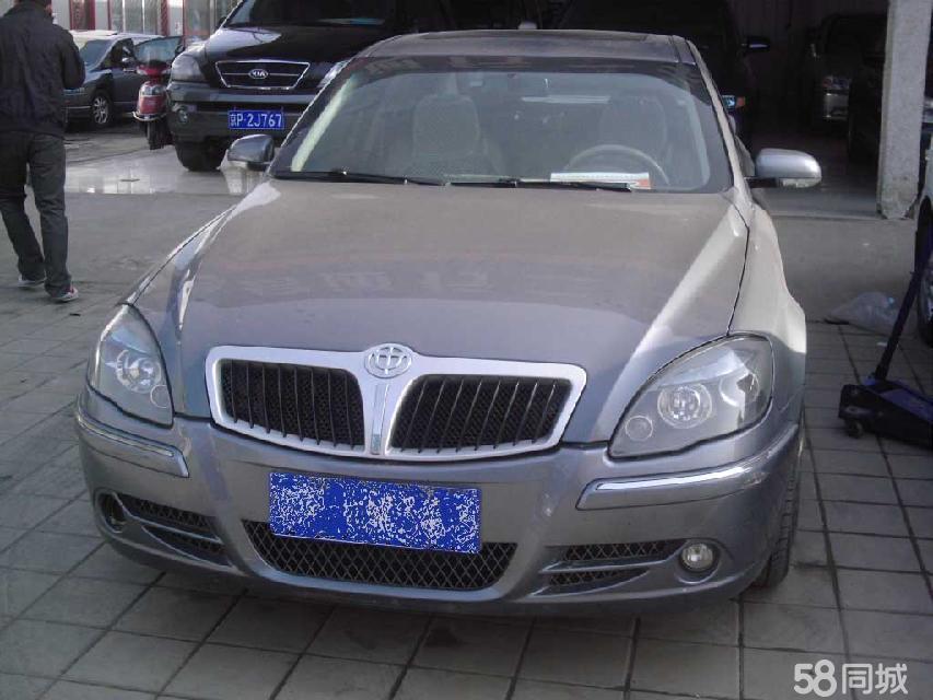 二手中华骏捷2007款 1.8T MT豪华型 7.58万元高清图片