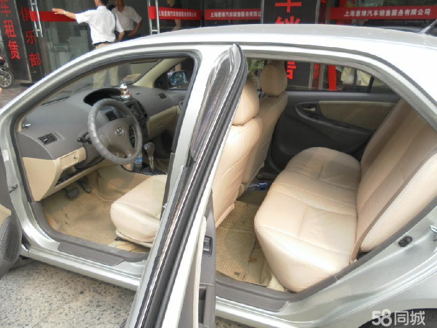 丰田威驰2004款 1.5 gl i mt 5.38万元高清图片