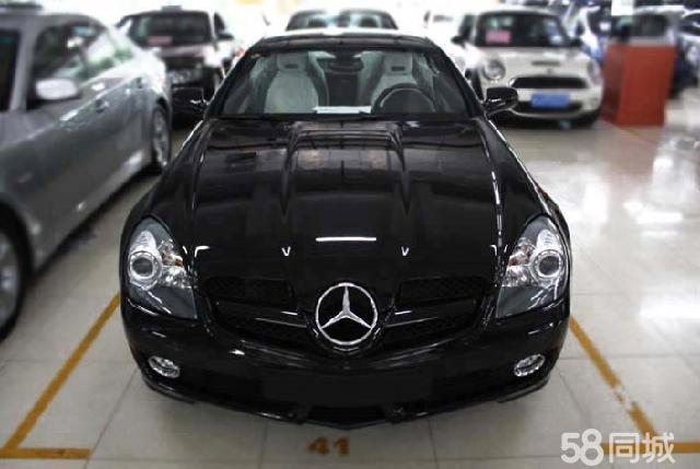 二手奔驰slk2009款 slk 350 88万元 高清图片