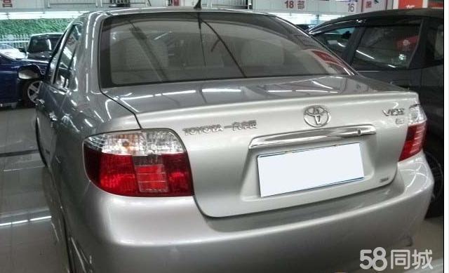 丰田威驰2006款 1.5 GL i AT 8.1万元高清图片