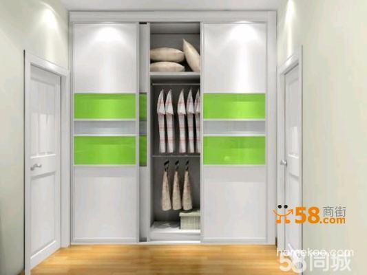 橱柜衣柜展厅设计图 挂衣柜设计图