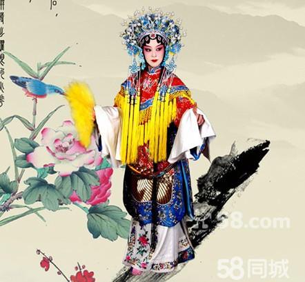 黄杰京剧艺术摄影简介-58商家店铺